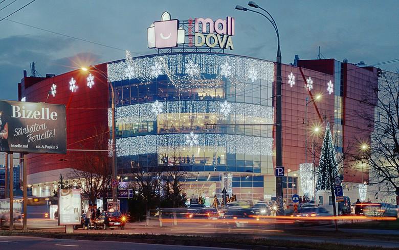 Romania's Banca Transilvania, Moldova's Victoriabank lend 21 mln euro to Shopping MallDova
