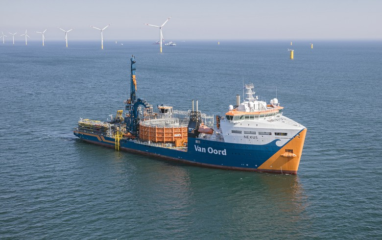 Van Oord to install cables for Greater Changhua 1&2a wind cluster
