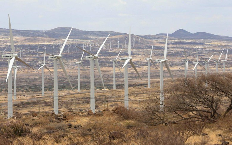 USTDA backs wind-plus-battery project in Kenya