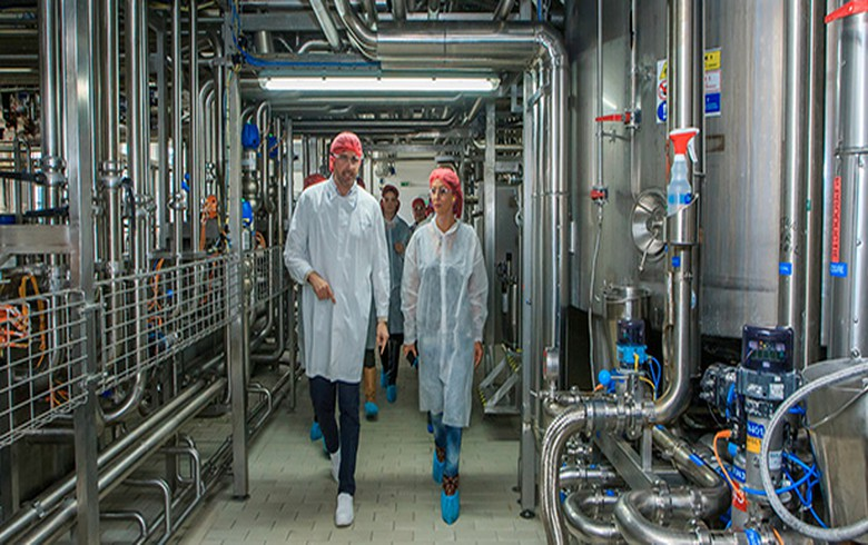 Danone Romania to invest 2 mln euro in production, support for partners