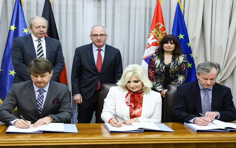 KfW to provide 11 mln euro financing for two landfill projects in Serbia