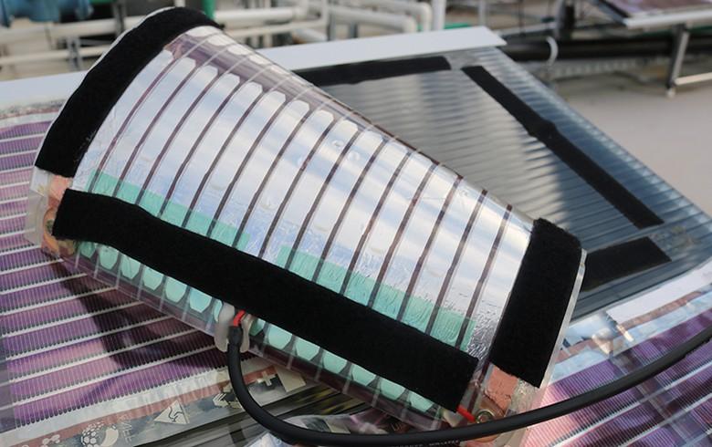 Newcastle uni unveils printed solar demo, 1st customer
