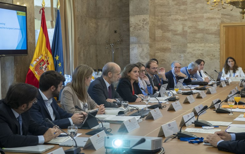 Spain, Portugal, France agree to cooperate on transition to renewables