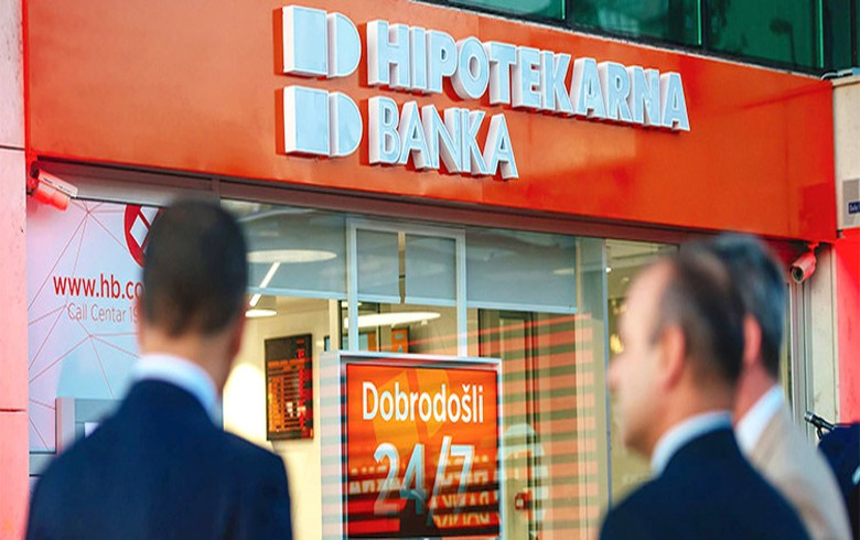 Montenegro's Hipotekarna Banka H1 net profit rises - table