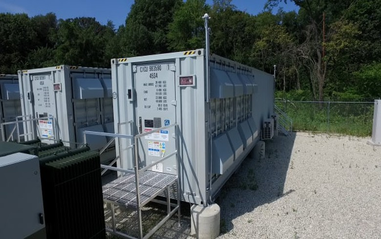 RES to install energy storage system for NREL test project