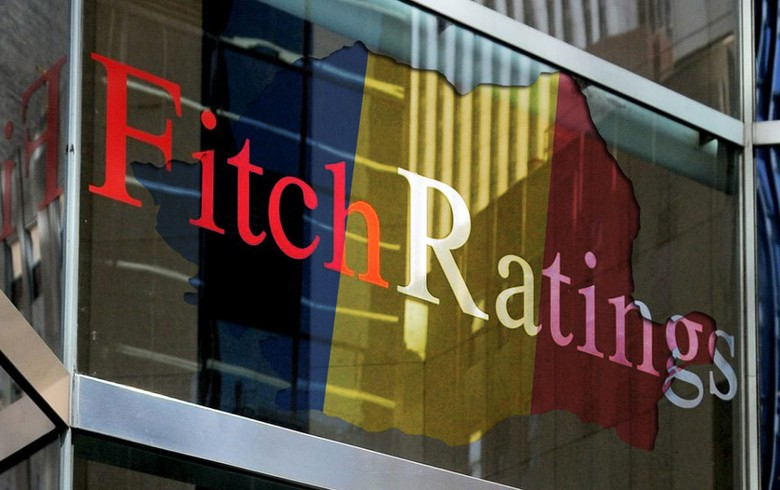 Fitch affirms Romania at 'BBB-', outlook stable, warns on growing budget gap