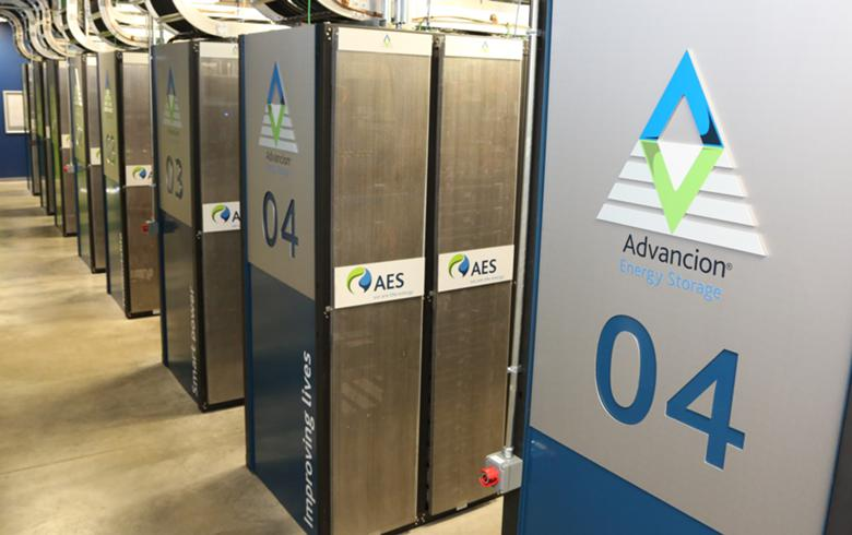 Siemens, AES to form energy storage JV
