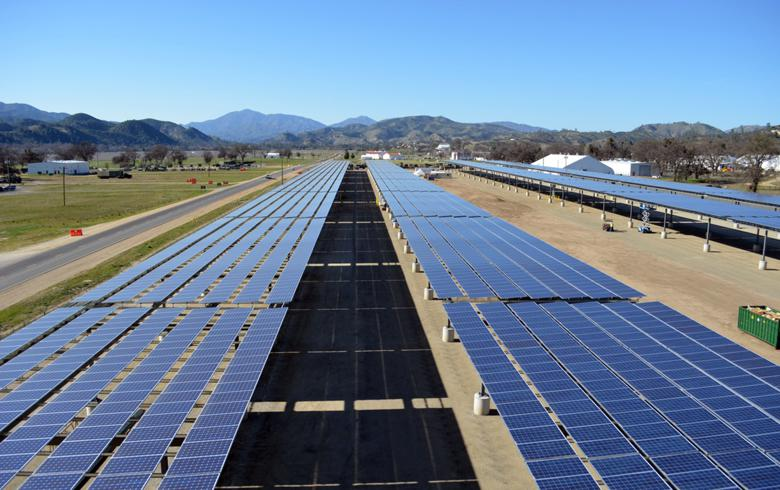 EDF, Shell ink PPA for part of 500-MW solar complex in California