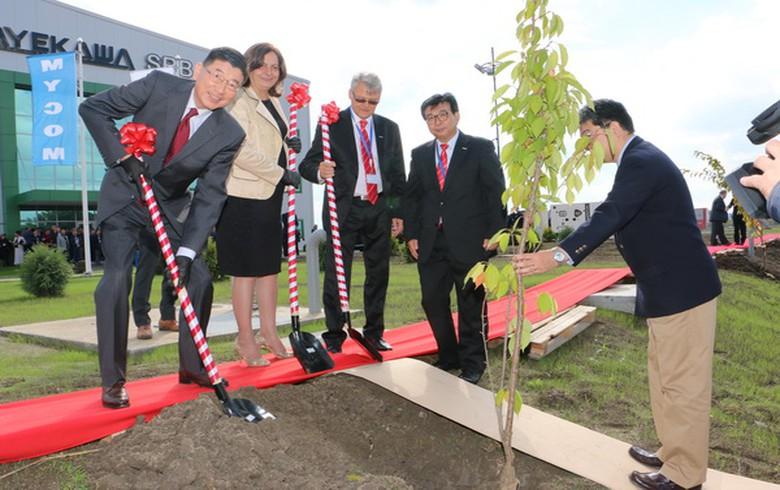 Japan's Mayekawa opens factory in Serbia