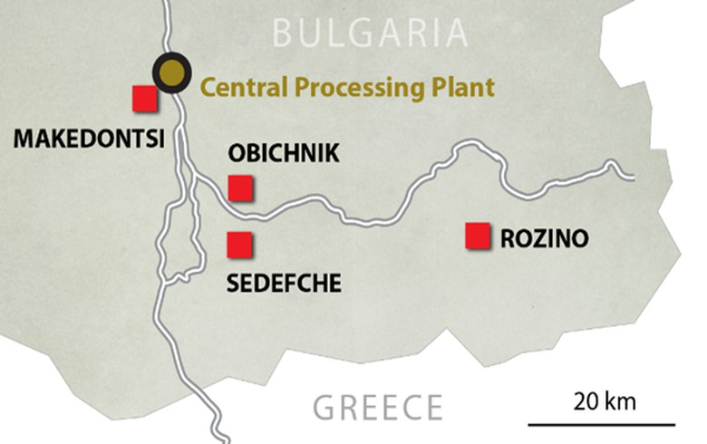 Velocity discovers new gold zone at Obichnik project in Bulgaria
