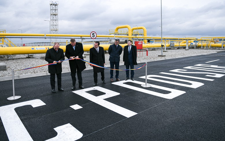 Romania's Transgaz inaugurates second compressor station under BRUA project