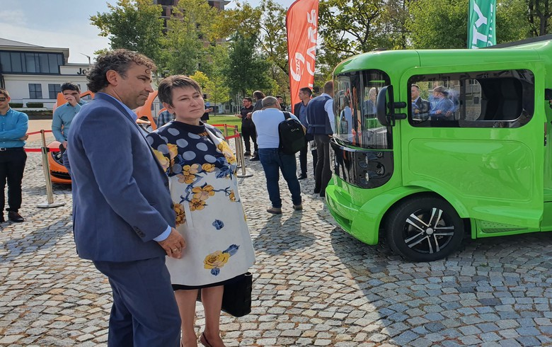 Bulgaria's Sin Cars plans to make up to 20,000 light e-trucks yearly