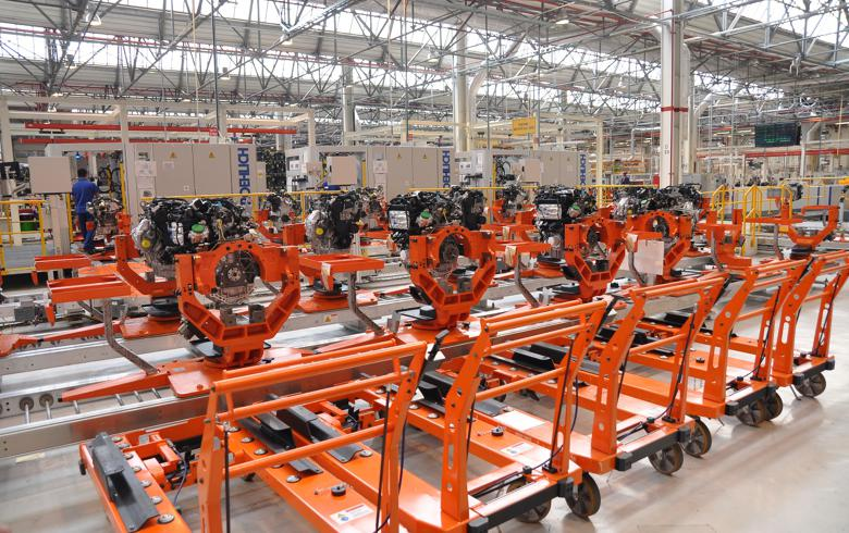 Ford starts production of new EcoSport model in Romania