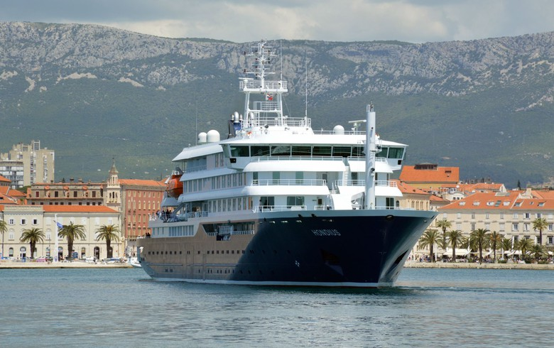 Croatia's Brodosplit delivers new polar cruise ship to Oceanwide Expeditions