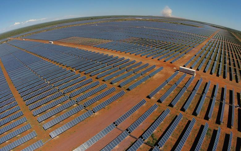 Acciona starts building 51-MW PV farm in Chile