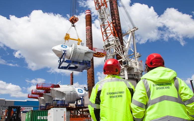 All GE Haliade turbines installed at 396-MW Merkur offshore wind farm