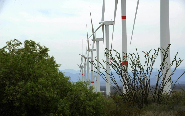 Grupo Mexico to invest in 168-MW wind farm in Nuevo Leon