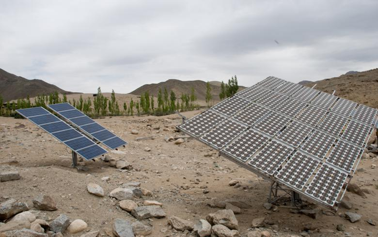 Actis close to buying Essel Infra's Indian solar assets - report