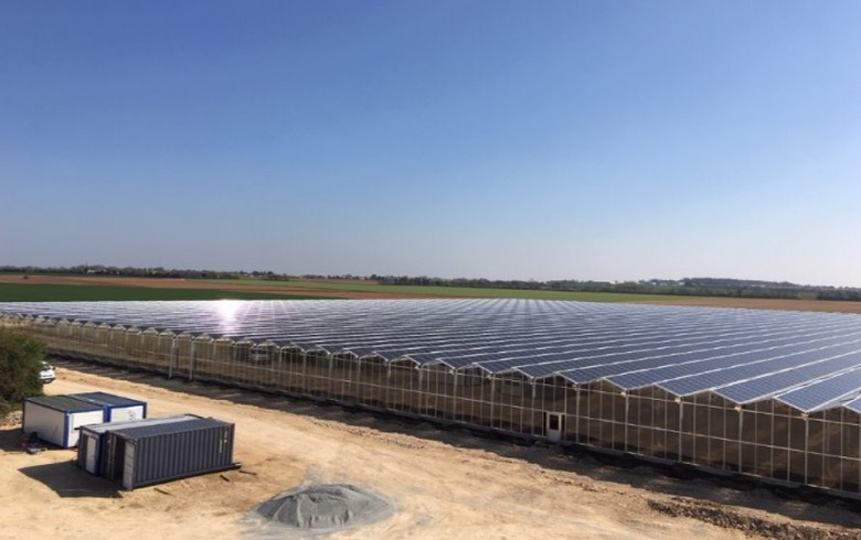 Technique Solaire opens PV park with lowest tariff in Maharashtra