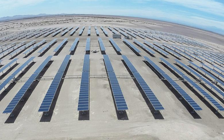 to-the-point: Another 6 MW to be added to Ocoa solar farm in Chile