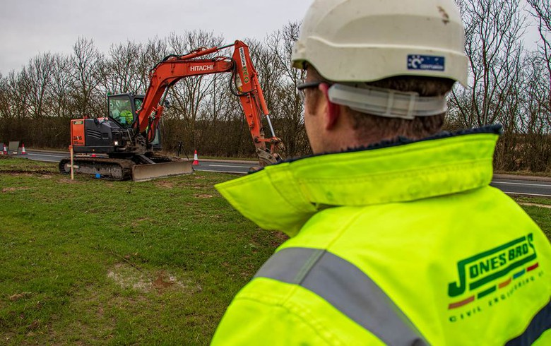 Onshore construction starts at Dogger Bank wind farms
