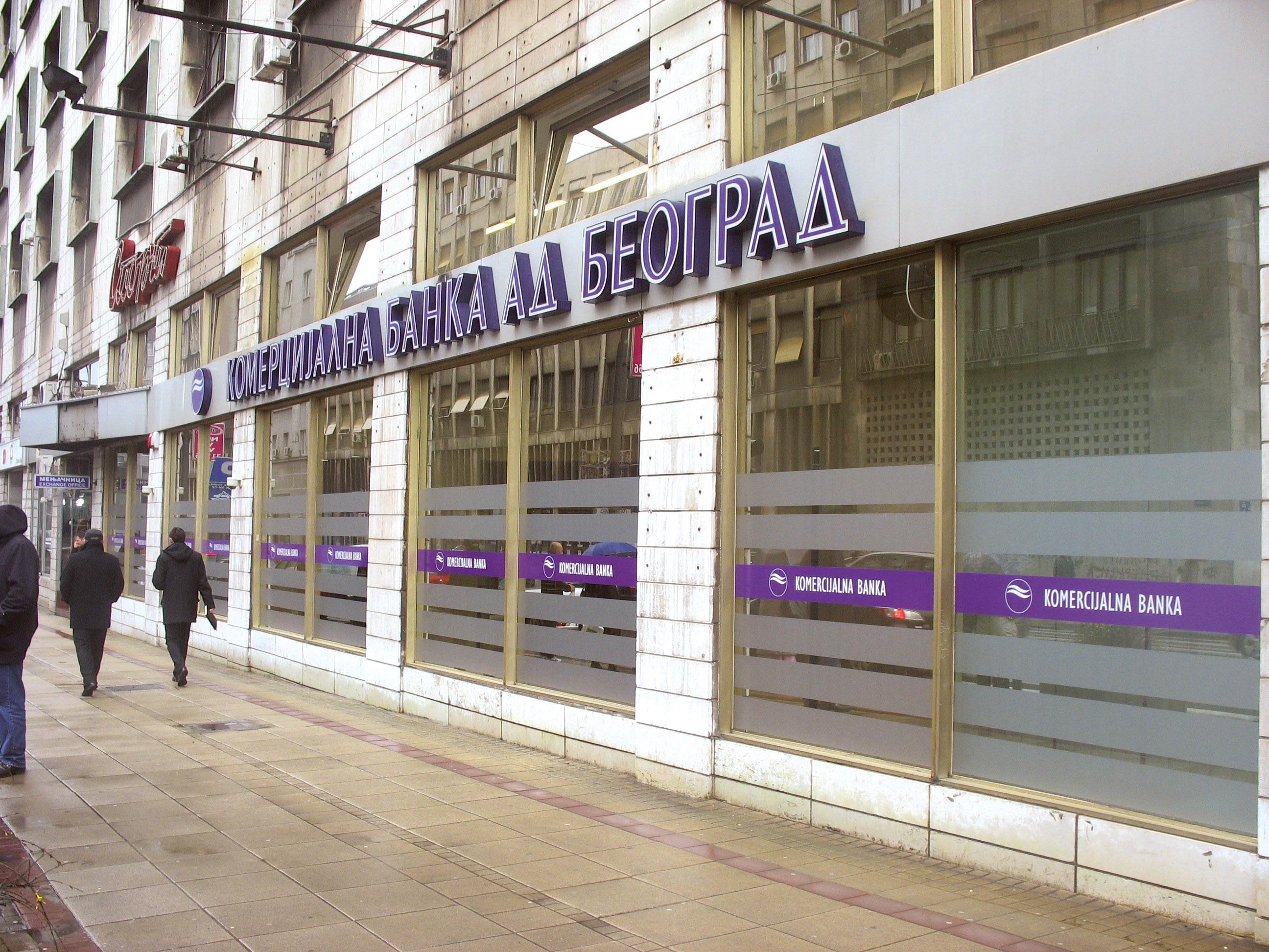 NPL restructuring boosts profit of Serbia's Komercijalna banka - report