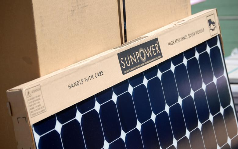 SunPower's Q4 loss widens, restructuring on track