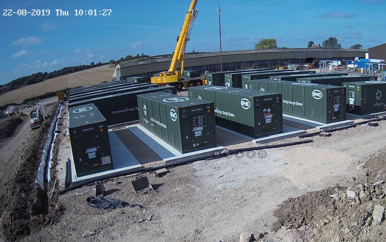 Habitat Energy nabs 40-MW battery storage deal in UK