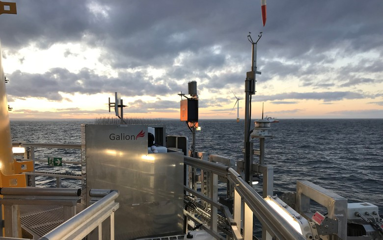 Wood deploys scanning lidars at Scottish floating wind farm