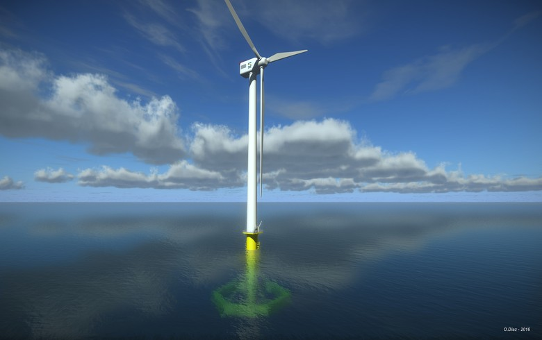 Plambeck, Saipem join hands in 500-MW floating wind project off S Arabia