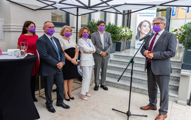 Romania's Dent Estet invests 1.7 mln euro in new clinic