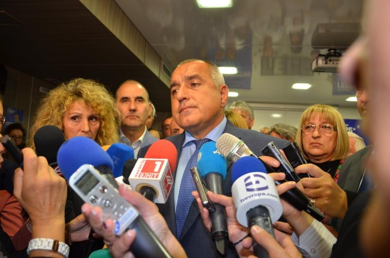 GERB wins Bulgaria's snap vote, 5 formations enter parl - prelim results