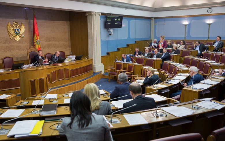 Montenegro's parl adopts 2018 budget, deficit set at 2.6% of GDP