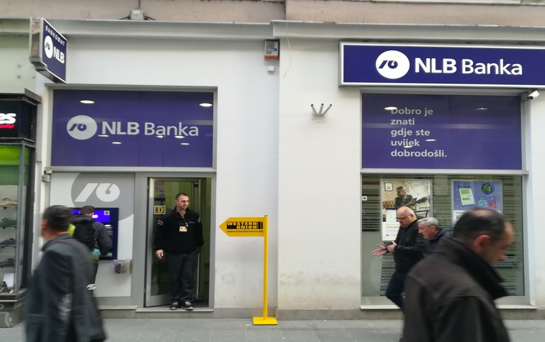 London-based Schroders holdings in Slovenian lender NLB drop below 5%