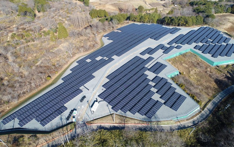 SB Energy connects 2-MW solar plant in Tochigi